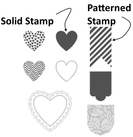 KissingStampSet