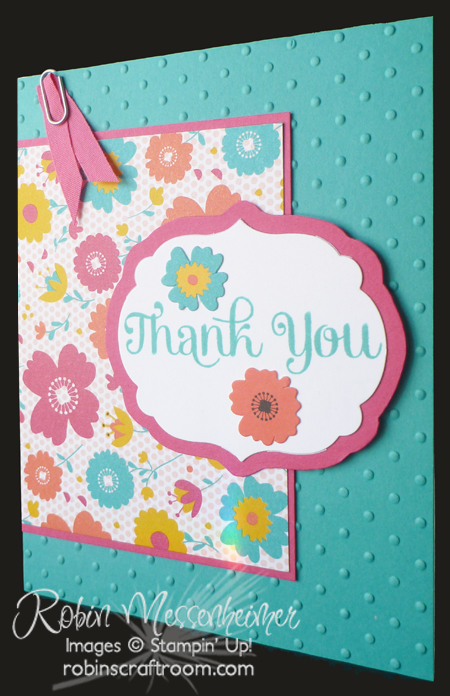 Time for Thank You Notes!