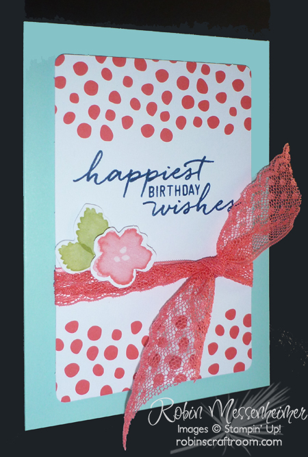 New Stamps 11: Watercolor Wishes