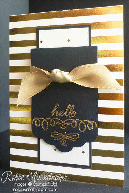 Three Ideas for the August Paper Pumpkin Kit!