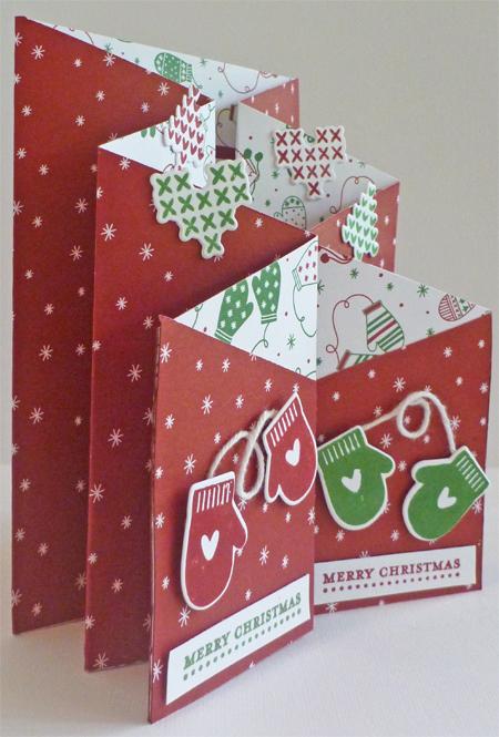 A Fun Fold For Christmas!
