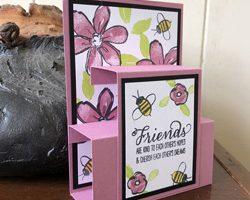 A Fun Fold Friendship Card!