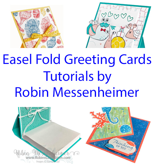 Easel Fold Tutorial Product Image