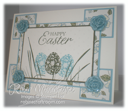 Handmade Easter Cards – Easter Cards Stampin Up