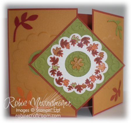 Fall Gatefold Card