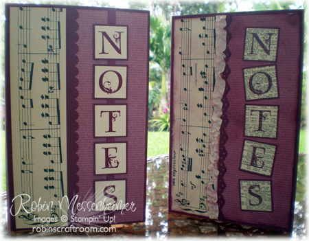 Note Pad Cover