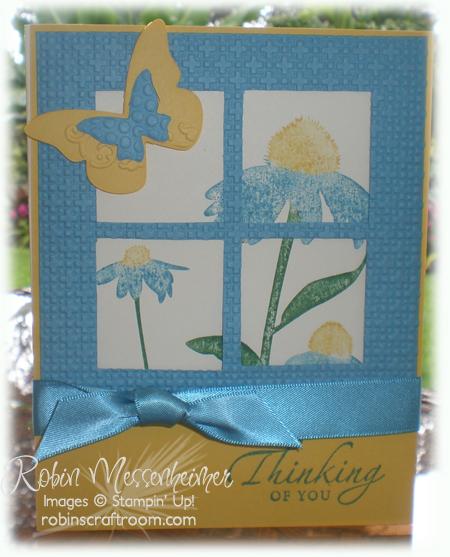 4-Pane Window Card